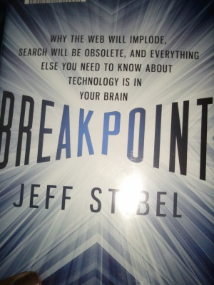 Cover of book Breakpoint by Jeff Stibel